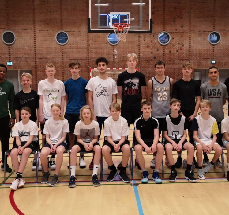 Basketball Skills Development and Fun Camp 2020