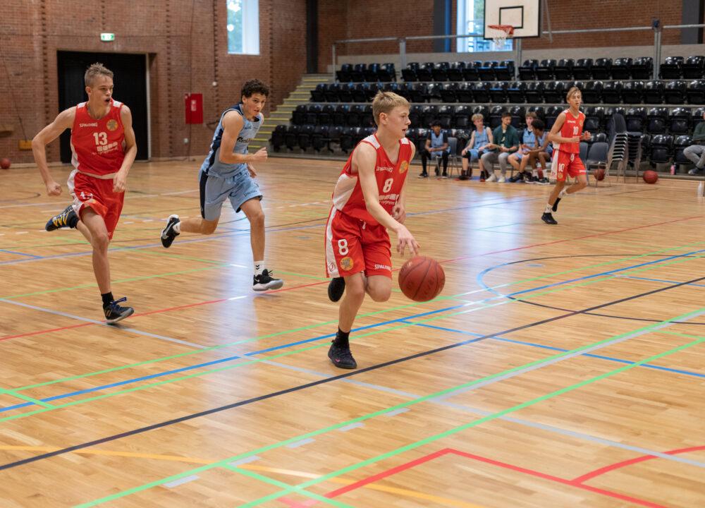 Vejen Basket aflyser al træning for resten af 2020