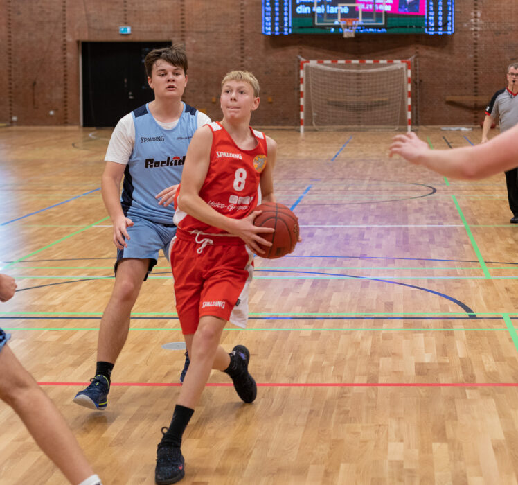 Basketball skills practice