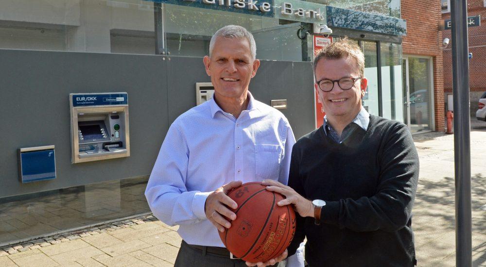 Vejen Basket og Danske Bank